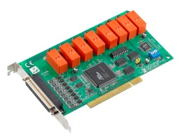 PCI总线8路继电器输出卡PCI-1761