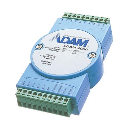 ADAM-4050数字量IO模块